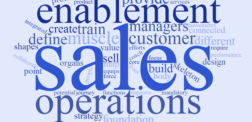 Read more about the article The Five Keys to Sales Enablement